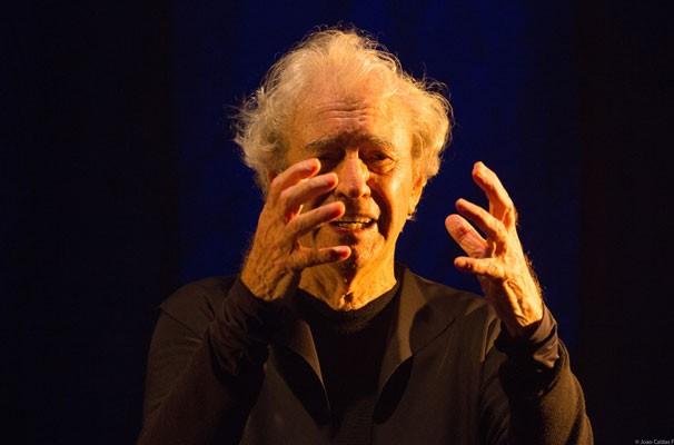 Juca de Oliveira comemora 60 anos decarreira (Foto: João Caldas)