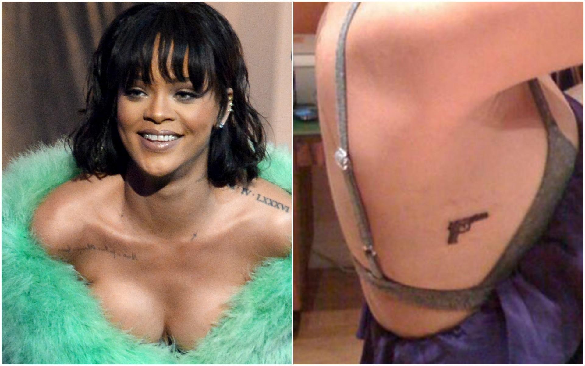 Rihanna (Foto: Getty Images / Instagram)