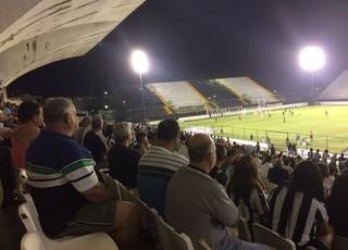 torcida, Arena Botafogo (Foto: Divulgação / Botafogo)