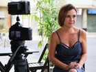 Adriana Esteves rejeita título de vilã para Inês: 'Tenho dificuldade de julgar'