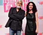 Paulo Halm e Rosane Svartman | Globo / Estevam Avelar