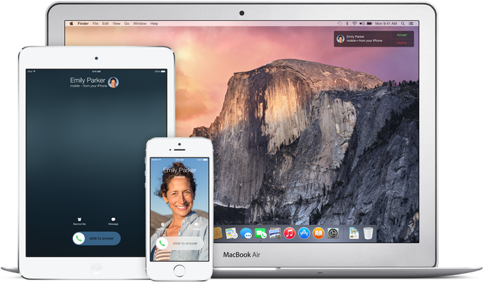 Handoff: Saiba se o novo recurso do Mac OS X estará disponível para o seu Mac  (Foto: Reprodução/Apple)