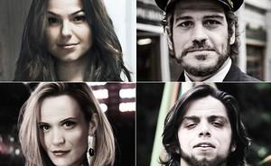 Como estariam Sandra, Rafael, Vitória e Beto hoje? O Gshow mostra para você! (Gshow)
