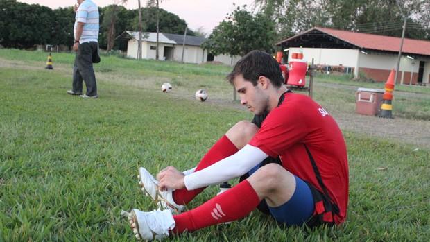 Raiff Flamengo-PI (Foto: Renan Morais/GLOBOESPORTE.COM)