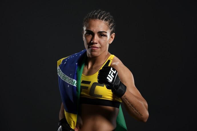 Jéssica Andrade, Jéssica Bate-Estaca, MMA, UFC 203 (Foto: Getty Images)