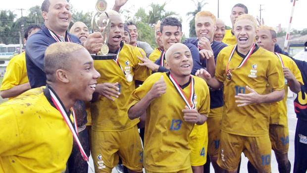 Mogi das Cruzes - ouro no futebol - Jogos Regionais  (Foto: Cleomar Macedo)