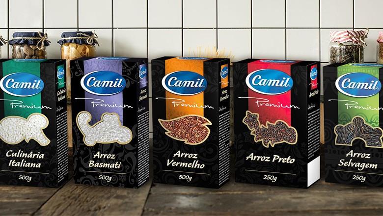 arroz-camil (Foto: Divulgação)
