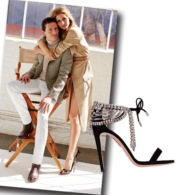 Olivia Palermo para Aquazzura: conheça os sapatos-desejo da vez