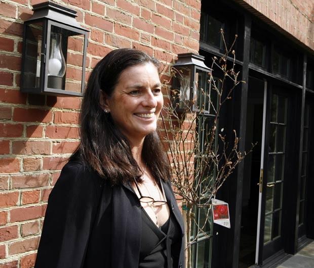Mary Kennedy em 6 de abril de 2010 (Foto: AP)