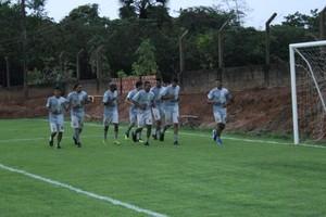 Elenco terá 35 jogadores mesclando juventude e experiência (Foto: Divulgação/RicanatoFC)