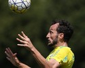"""Provável titular, Dracena se anima com """"final"""" pelo Palmeiras em BH"""