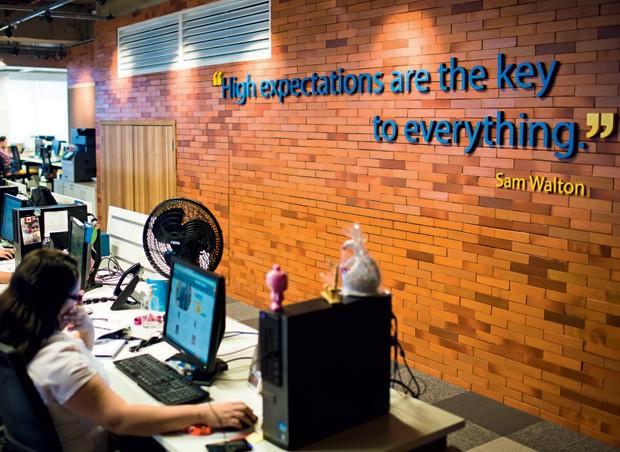 Altas expectativas: o site pretende ser o consolidador do e-commerce brasileiro  (Foto: Claus Lehmann)