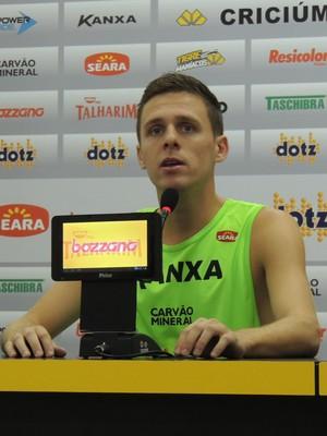 ec208c3ca9 Lateral teve titularidade na primeira parte da campanha do acesso à Série A  do Brasileirão