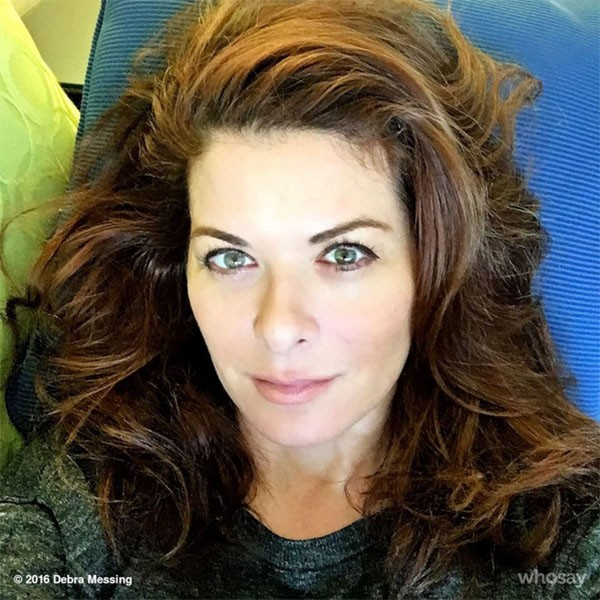 Debra Messing (Foto: Instagram)