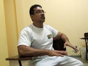 Walter trabalhava como segurança antes de se tornar detento de Alcaçuz (Foto: Felipe Gibson/G1)