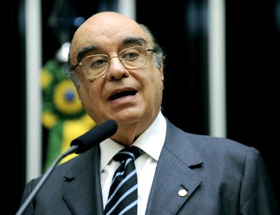 O deputado Bonifácio de Andrada (PSDB-MG) (Foto: Diógenis Santos/Câmara dos Deputados)