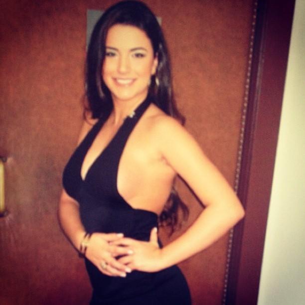 Laisa Portela posta fotos de infância (Foto: Reprodução/ Instagram)