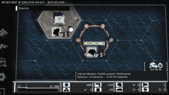 Construa sua base (Foto: Thiago Barros / TechTudo)