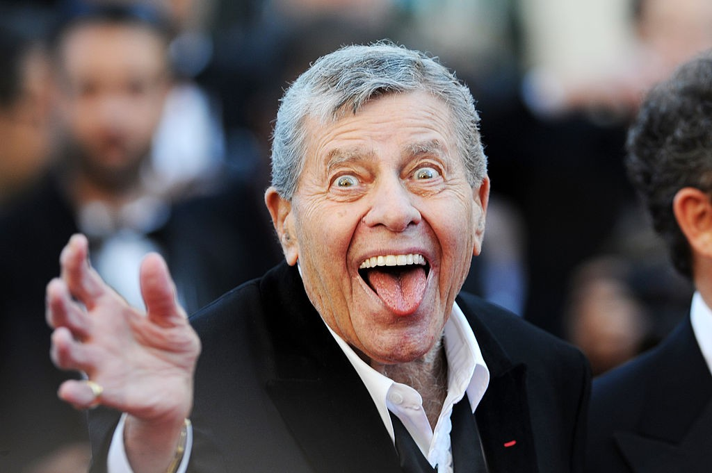 Jerry Lewis (Foto: Getty Images)