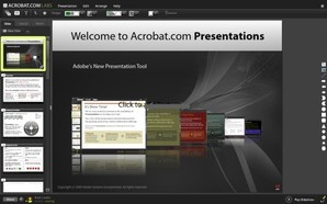 Acrobat Presentation