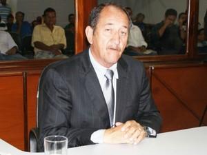 João Madureira (PSC), vereador por Várzea Grande (MT) (Foto: Divulgação/Câmara de Várzea Grande)