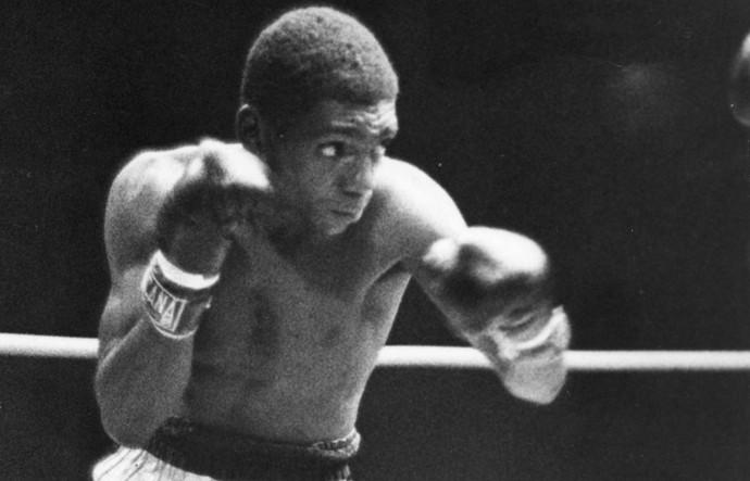 Servilio de Oliveira, boxe (Foto: Arquivo / Agência Estado)