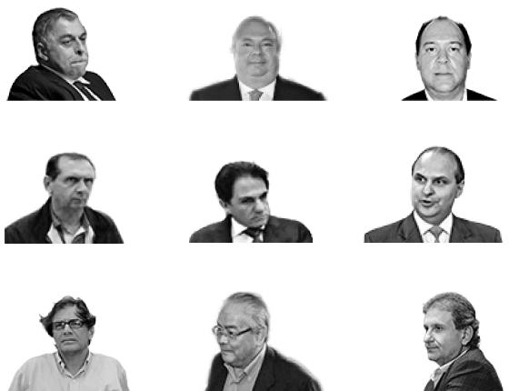 Delatores  (Foto: época )