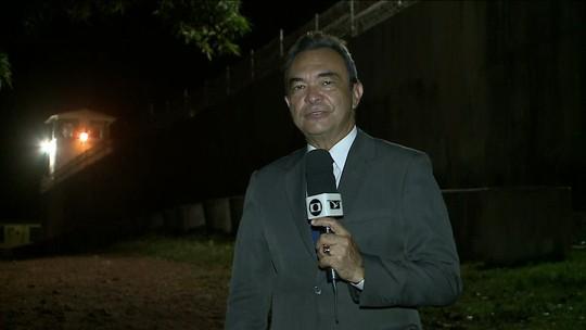 Explosão de muro ajuda na fuga de presos de presídio de Pedrinhas, no MA