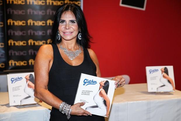 Gretchen (Foto: Manuela Scarpa/Photo Rio News)