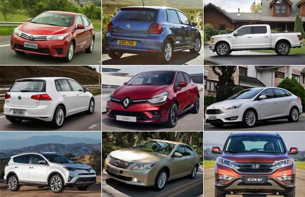 Consultoria lista carros mais vendidos no mundo em 2016 (Foto: Divulgação)