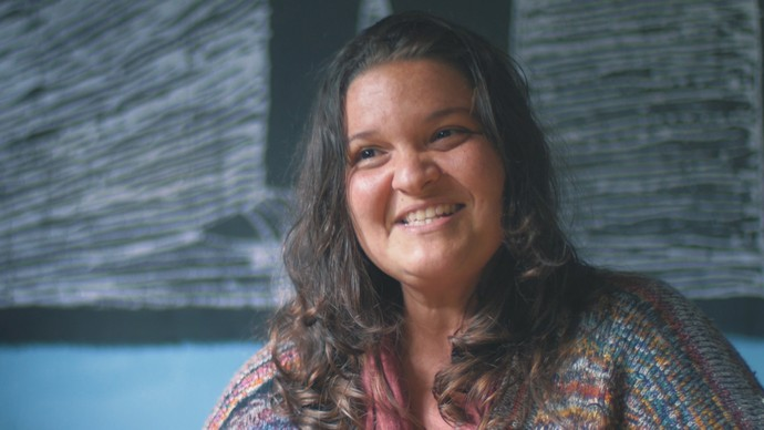 Teresa Actis: 'A gente tem a perspectiva de melhorar os hábitos' (Foto: TV Bahia)