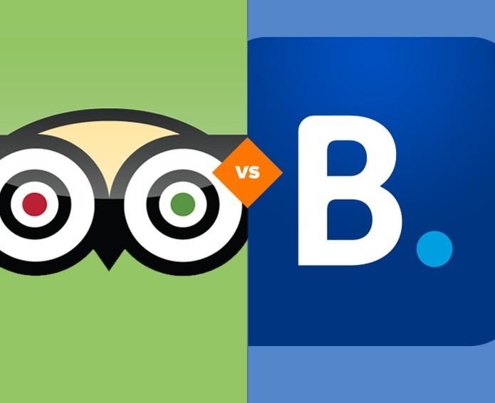 TripAdvisor x Booking.com: Qual é o melhor? (Foto: Arte/TechTudo)