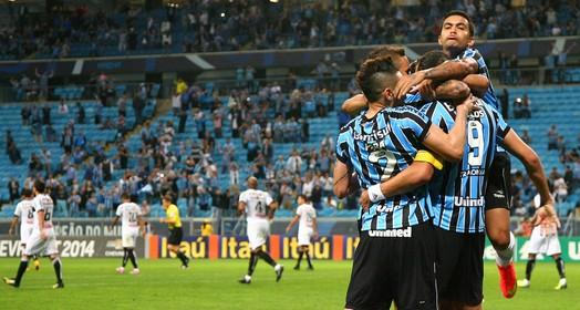 menos é mais (Lucas Uebel/Grêmio FBPA)