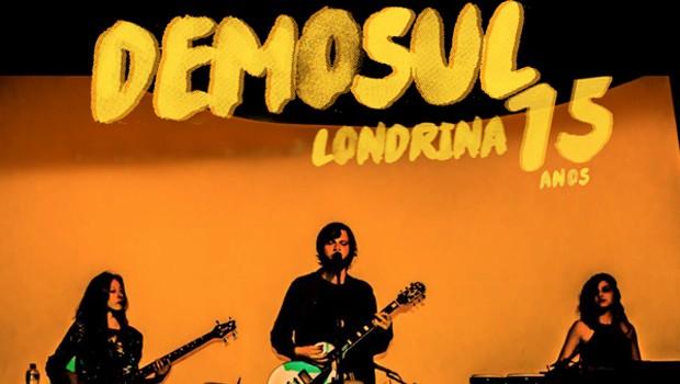 Festival Demo Sul 2015 - Vila Cultural Cemitério De Automóveis  (Foto: Divulgação)