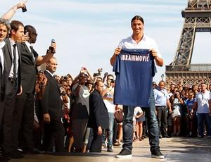 ibrahimovic paris saint germain  (Foto: Reuters)