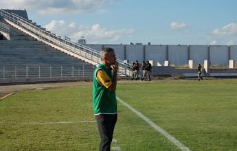 Jorge Luís continua no Paraíba para comandar o time no estadual de 2017