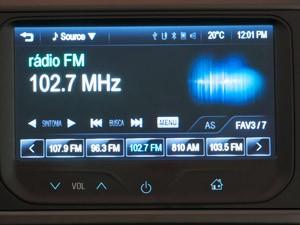 Chevrolet MyLink (Foto: Divulgação)