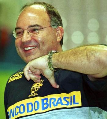 Radames Lattari ex-técnico da seleção brasileira de volei (Foto: Reinaldo Marques / Agência Estado)
