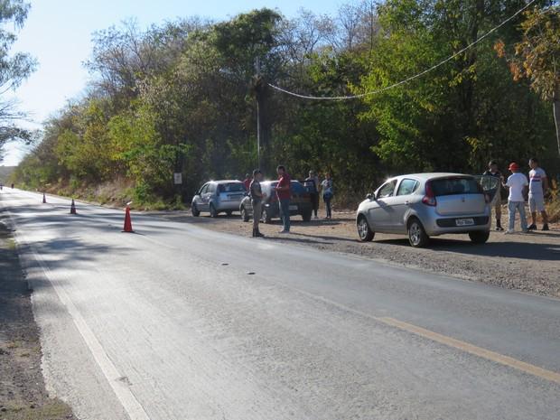 Militares se concentraram em quatro pontos da cidade (Foto: Polícia Militar/Divulgação)