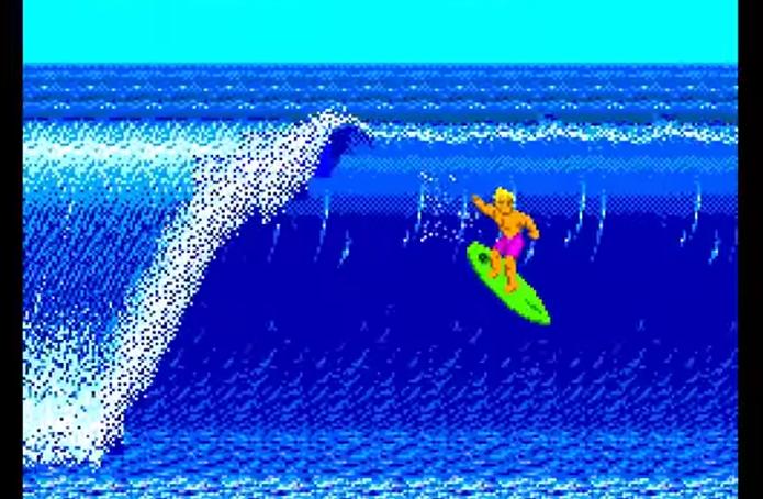 California Games (Master System) (Foto: Reprodução)