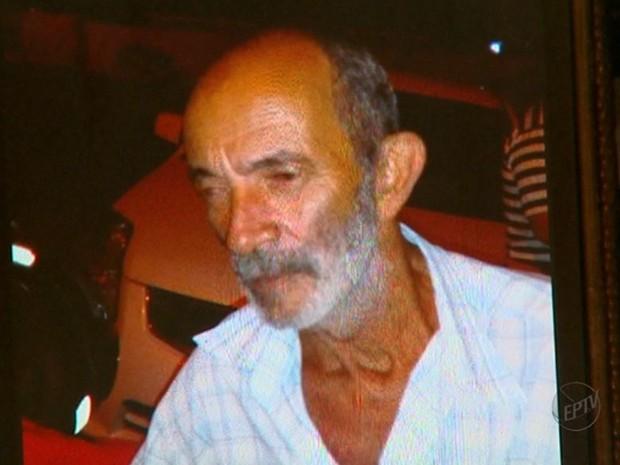 Wilson Marques Rodrigues, de 57 anos, sofreu traumatismo craniano (Foto: Reprodução/EPTV)