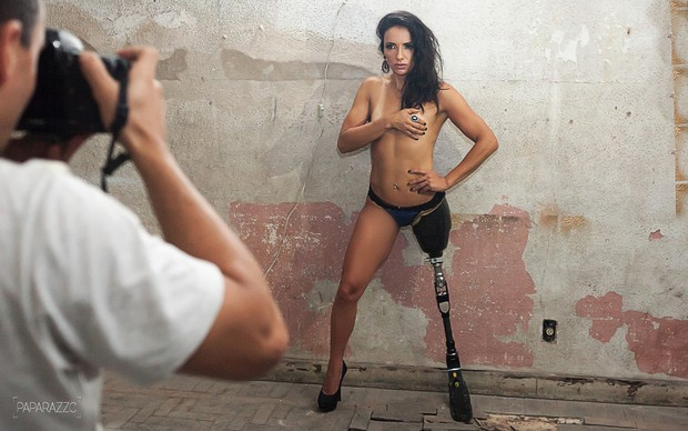 Making of Marinalva de Almeida, BBB17, para o Paparazzo (Foto: Anderson Barros / Paparazzo)