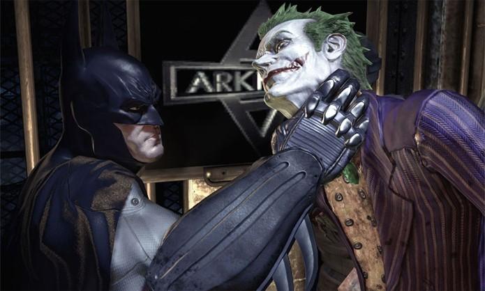 Batman Arkham Asylum figura entre as ofertas da semana (Foto: Divulgação)