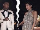 Kylie Jenner dá gelo em Tyga após traição do rapper, diz revista