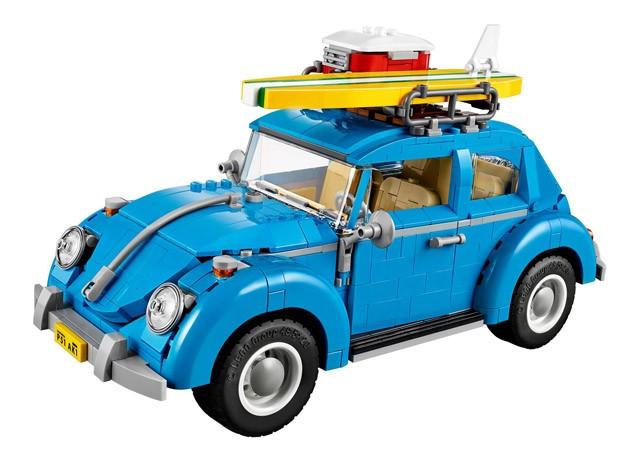 Brinquedo tem prancha e caixa térmica (Foto: Divulgação)