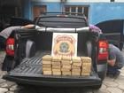 PRF flagra 26kg de pasta de cocaína escondidos na lataria de carro, no PA