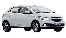 Chevrolet Onix (Foto: Autoesporte)