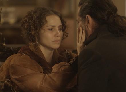 Leopoldina chora por Bonifácio e pede: 'Não me deixe'