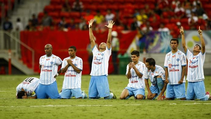 Paysandu x Brasília - final da Copa Verde (Foto: Tarso Sarraf/O Liberal)