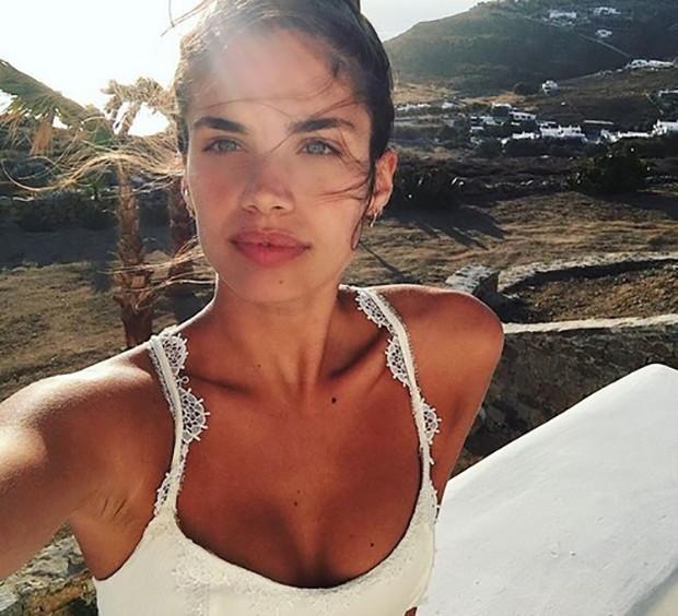 Sara Sampaio (Foto: Reprodução/ Instagram)